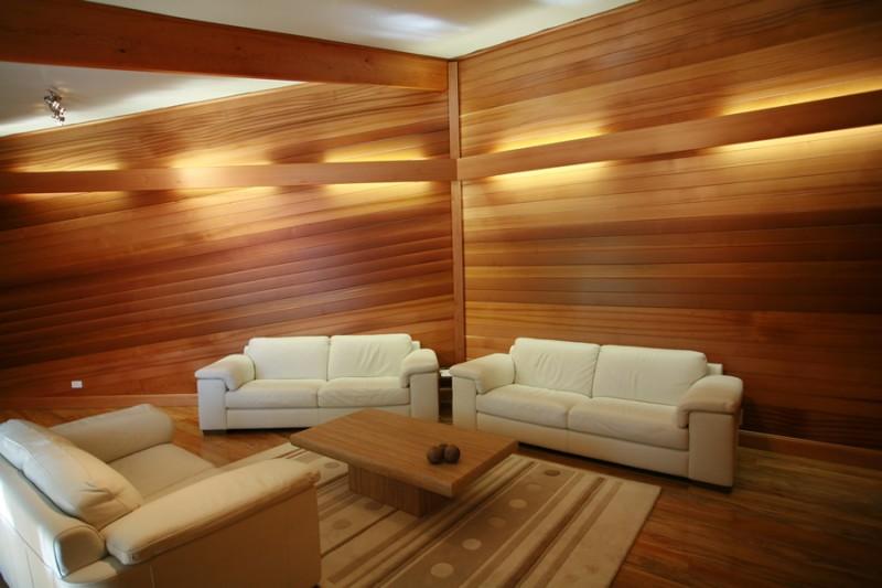 облицовка внутренних стен вагонка деревянная выхода