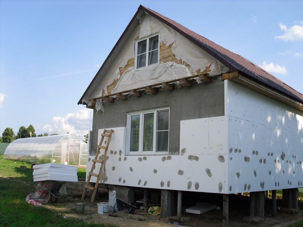 Капитальный ремонт фасада санкт петербург