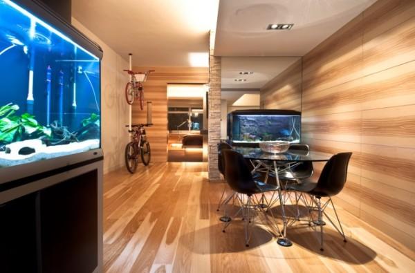 Паркетная доска в дизайне квартиры