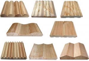 Преимущество и виды древесины