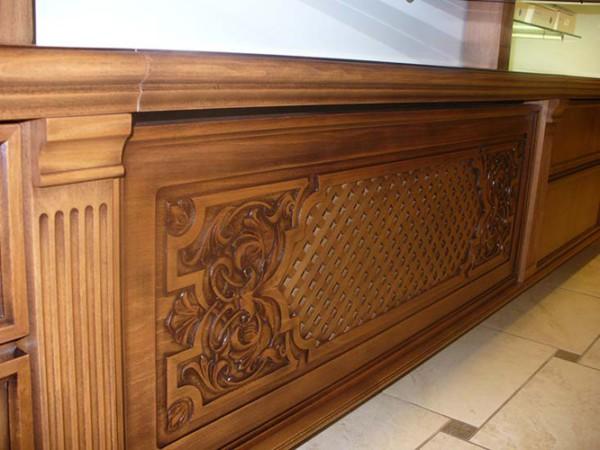 Применение деревянных панелей для отделки стен