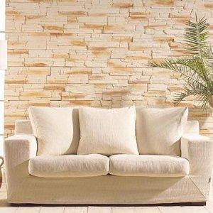 Пример оформления интерьера при помощи декоративной плитки