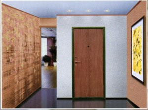Стеновые панели для внутренней отделки под дерево