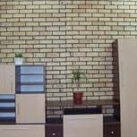 Стеновые панели под кирпич для внутренней отделки