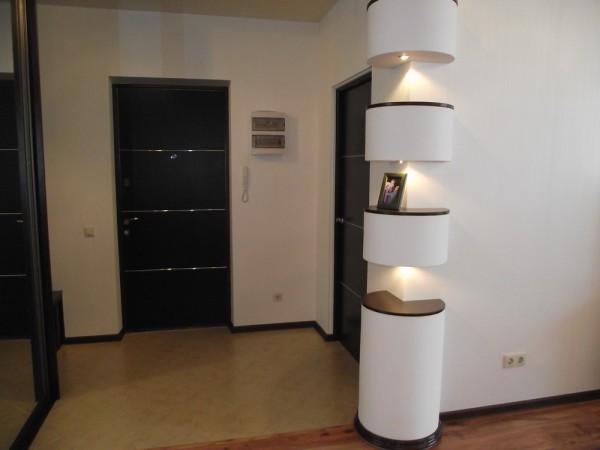 Декоративная колонна из гипсокартона