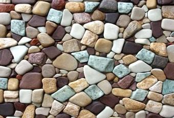 Фото мозаики из камней