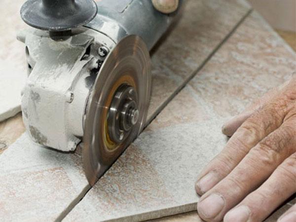 Как установить гранитную плитку