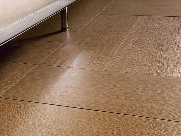 Керамогранитная плитка с древесной текстурой