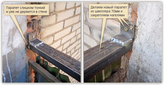 Облицовка балкона своими руками otdelka-expert.ru.