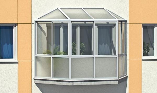 Материалы для внешней обшивки балконов