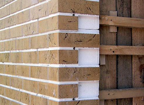 Монтаж термопанелей на деревянную обрешётку