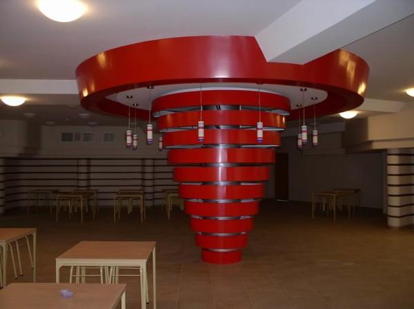 Облицовка алюкобондом колонны