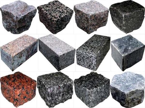 Особенности гранитной плитки
