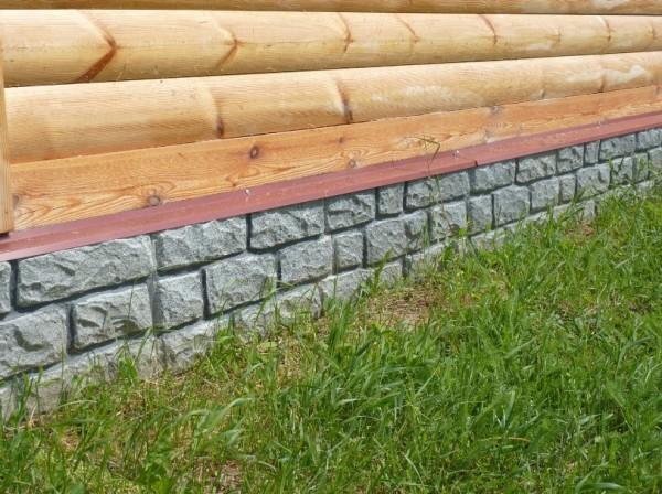 Панели из полипропилена, имитирующие поверхность камня