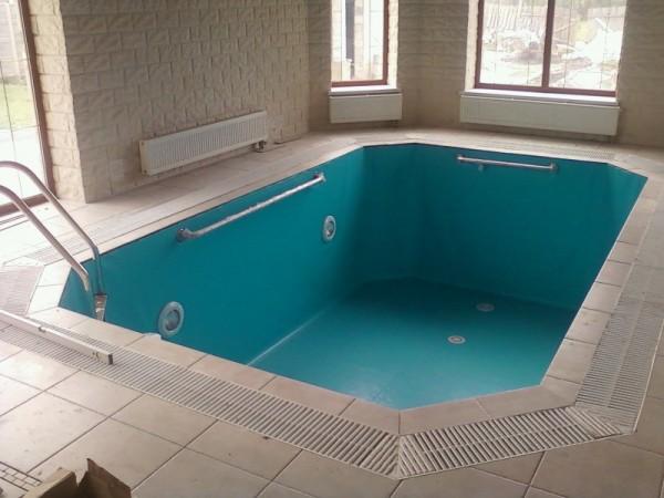 ПВХ для облицовки бассейнов