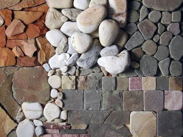 Что лучше применять натуральный или искусственный камень