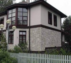 Дом, как гармоничная вставка в природный ландшафт