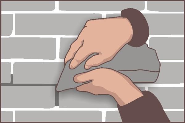 Инструкция по установке декоративного камня