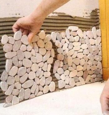Применяем мозаику для отделки цоколя дома