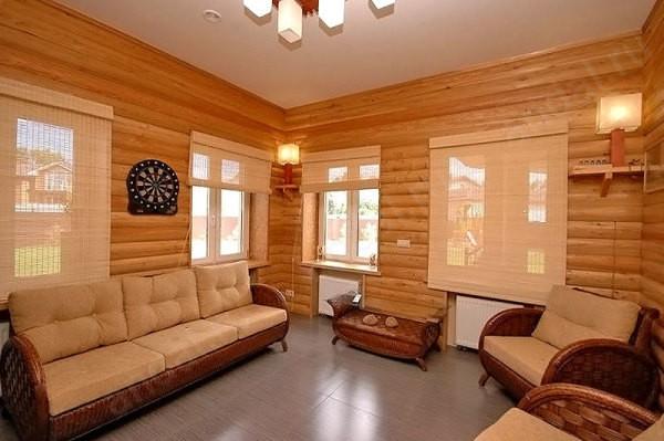 Блок хаус для отделки
