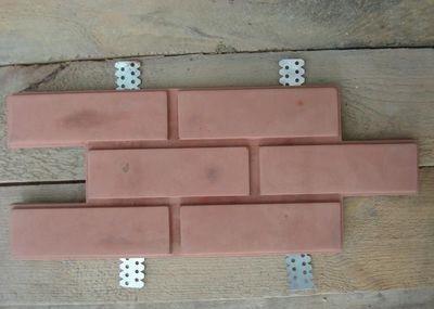 Фасадная плитка под кирпич