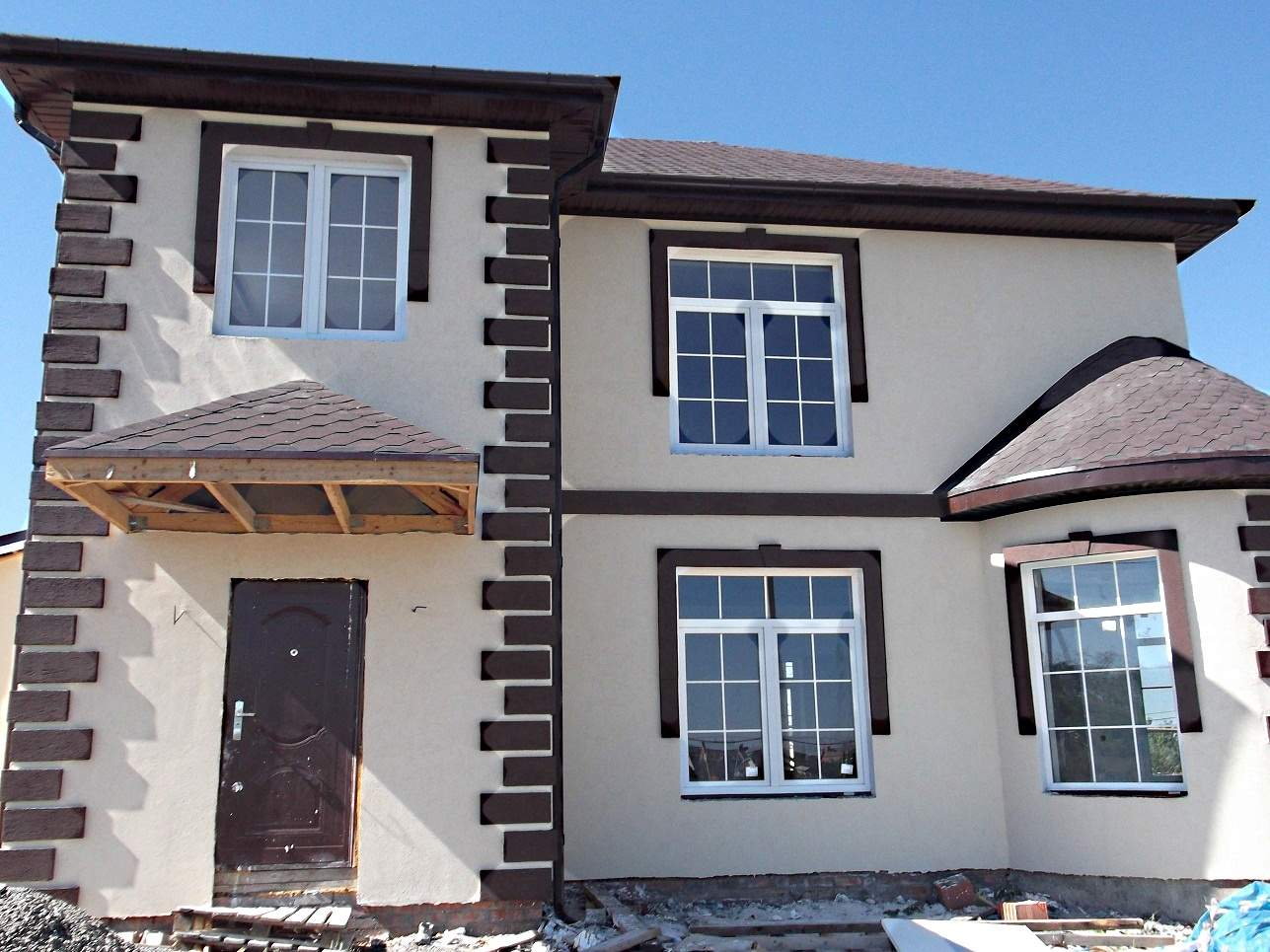 Заявление на ремонт фасада дома