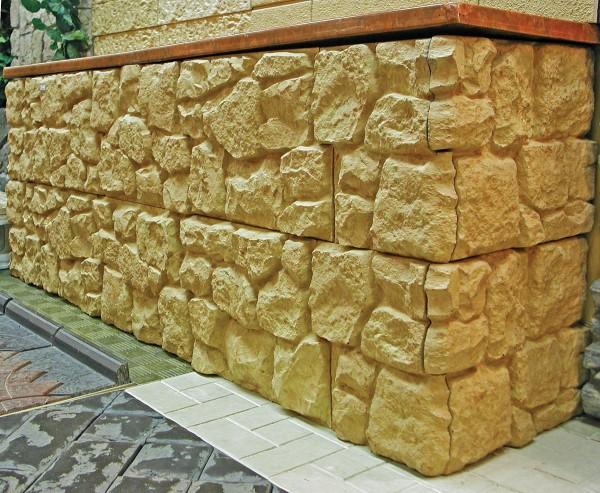 Дикий камень форма своими руками 80