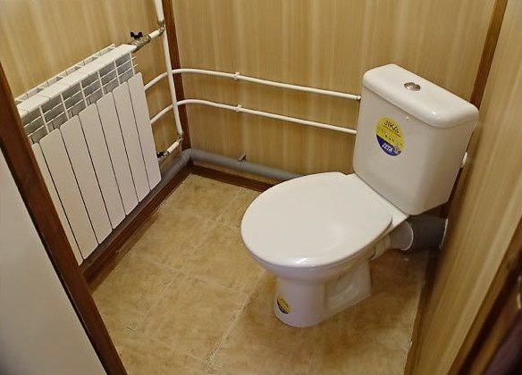 Облицовочные панели для туалета