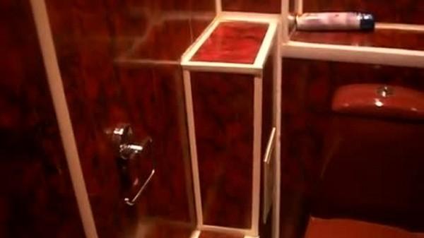 Панели ПВХ для отделки туалета