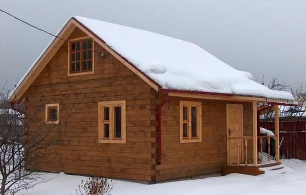 После завершения строительства приходит время выбирать варианты облицовки деревянного дома
