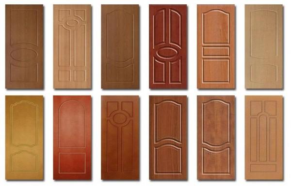 Дверные облицовочные панели на любой вкус