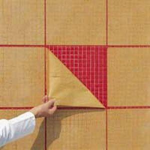 Мозаика на бумаге
