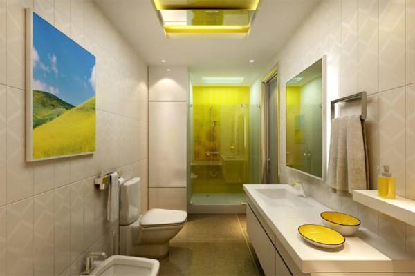 Облицовка панелями ванной комнаты: ГМЛ