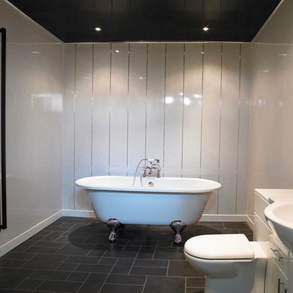 Облицовка ванны панелями ПВХ