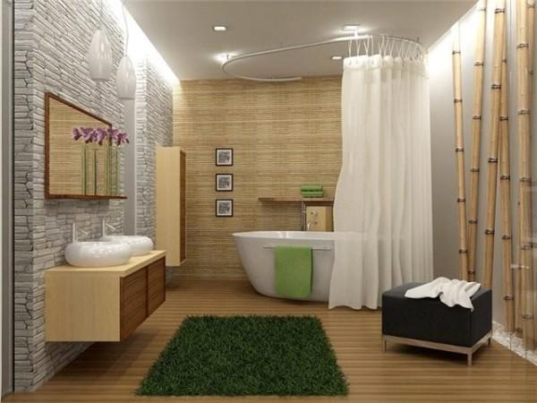 Облицовочные панели для ванной комнаты