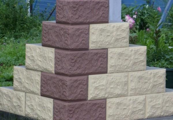 Газосиликатные блоки с лицевым декором