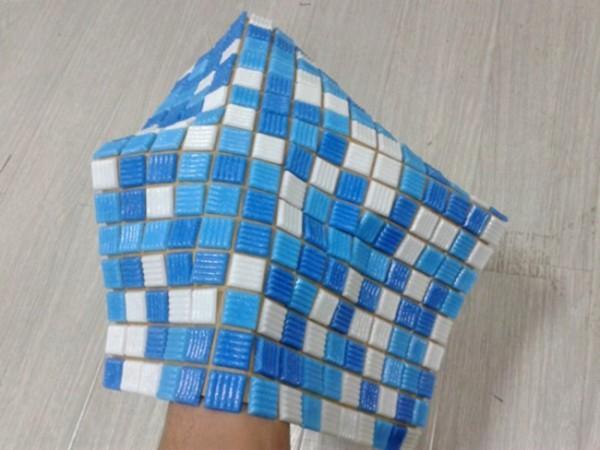 Гибкая мозаичная плитка
