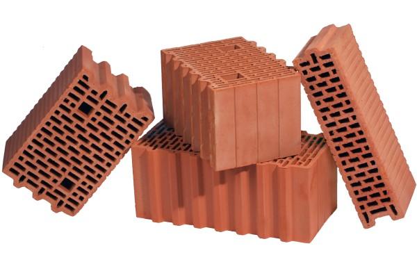 Керамические блоки облицовочные
