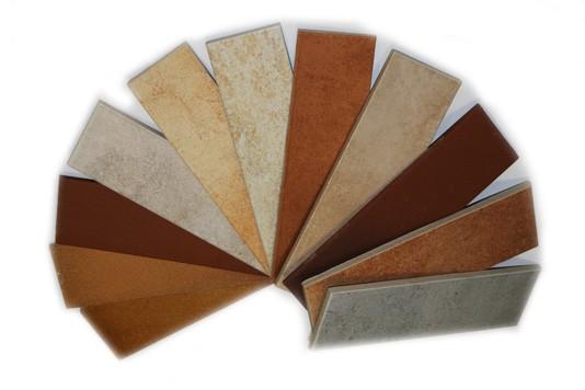 Клинкерная плитка отличается большим разнообразием цветовых и фактурных решений