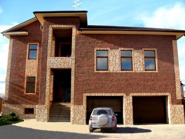Терракота – облицовочная керамическая плитка для фасадов