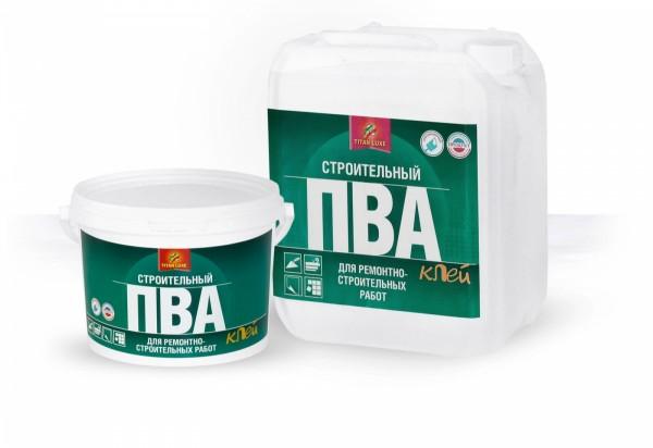Клей ПВА в качестве грунтовки часто используют под покраску и оклейку обоями