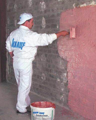 Введенный в состав розовый пигмент, как видно на фото, позволяет визуально контролировать качество работы и не оставлять необработанных участков