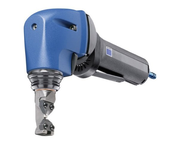 Инструмент для нарезки профнастила: электрические высечные ножницы
