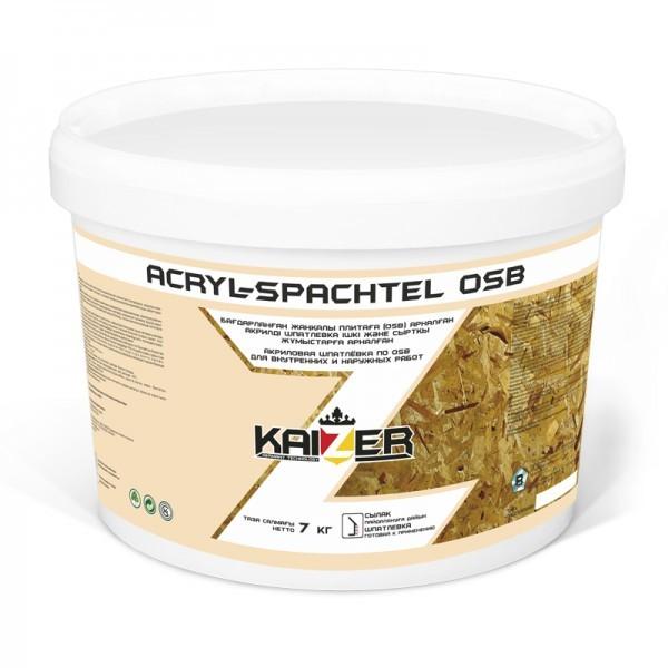 Acryl-Spachtel OSB – шпаклевка акриловая