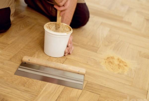 Область применения шпатлевки ограничена сухими помещениями