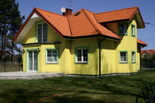 Наружная шпаклевка дома – один из популярных вариантов отделки