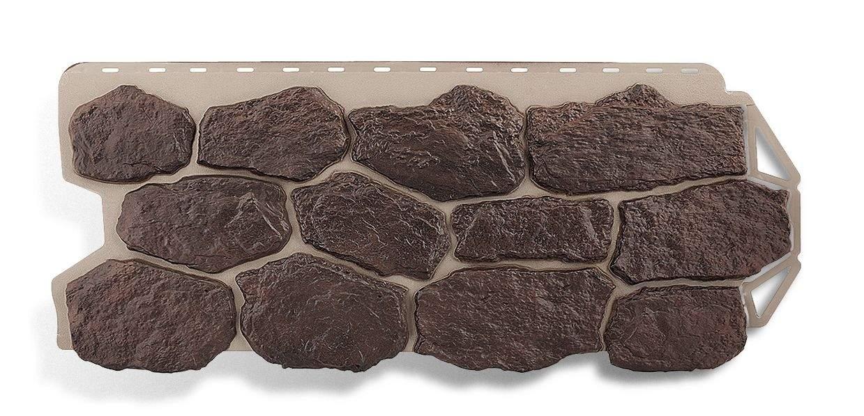 Купить панель фасадная бутовый камень в одессе. производител.