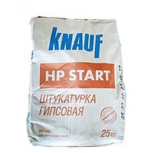 Гипсовая шпаклевка Старт Knauf