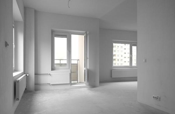 Фото помещения, готового к покраске