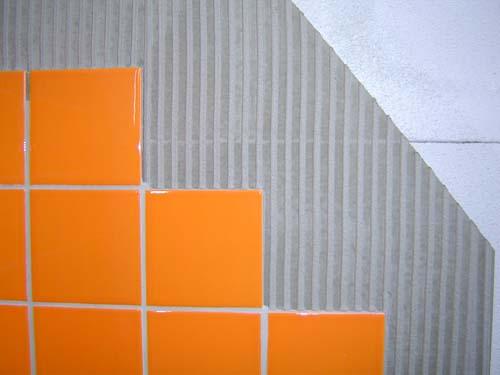 Не закрывайте плиткой всю площадь стен